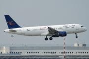 SU-BPW, Airbus A320-200, Air Cairo