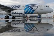 SU-GCB, Airbus A320-200, Egyptair