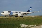 SU-GCE, Airbus A330-200, Egyptair