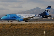SU-GDK, Embraer ERJ 170-200LR, EgyptAir Express