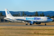 SU-KBE, Airbus A320-200, KoralBlue Airlines