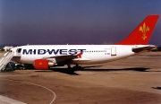 SU-MWB, Airbus A310-300, Midwest  Airlines (Egypt)