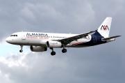 SU-TCA, Airbus A320-200, AlMasria Universal Airlines