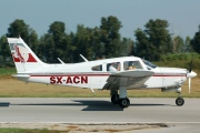 SX-ACN, Piper PA-28R-200 Arrow, Cretan Eagle Aviation