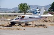 SX-AFO, Morane-Saulnier 894A Minerva, Private