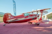 SX-AKX, Pitts S-1S Special, Private