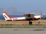 SX-APS, Cessna 152, Cretan Eagle Aviation