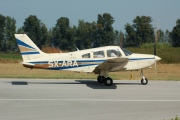 SX-ARA, Piper PA-28-161 Cherokee Warrior II, Global Aviation