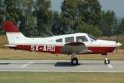 SX-ARD, Piper PA-28-151 Cherokee Warrior, Global Aviation