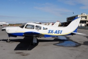 SX-AST, Piper PA-28-R-201 Arrow, Aeolus Aviation Academy