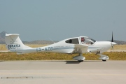 SX-AZG, Diamond DA40 Diamond Star, Egnatia Aviation