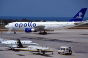 SX-BAZ, Airbus A300B4-200, Apollo Airlines