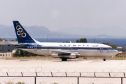 SX-BCD, Boeing 737-200Adv, Olympic Airways