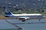 SX-BCE, Boeing 737-200Adv, Olympic Airways