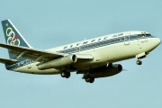 SX-BCH, Boeing 737-200Adv, Olympic Airways