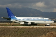 SX-BCL, Boeing 737-200Adv, Olympic Airways