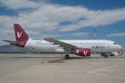 SX-BDS, Airbus A320-200, Aerovista
