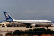 SX-BEK, Airbus A300B4-600R, Olympic Airways