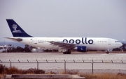 SX-BFI, Airbus A300B4-200, Apollo Airlines