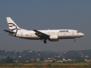SX-BGW, Boeing 737-300, Aegean Airlines
