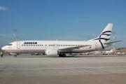 SX-BGX, Boeing 737-400, Aegean Airlines