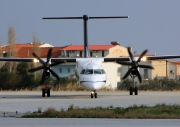 SX-BIU, De Havilland Canada DHC-8-400Q Dash 8, Olympic Air