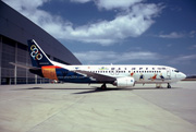 SX-BKC, Boeing 737-400, Olympic Airlines