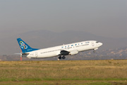 SX-BKF, Boeing 737-400, Olympic Airlines