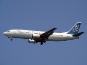 SX-BKH, Boeing 737-400, Olympic Airlines