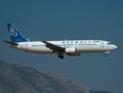 SX-BKT, Boeing 737-400, Olympic Airlines