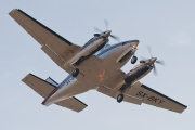 SX-BKY, Beechcraft C90B King Air, Intersalonika