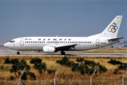 SX-BLB, Boeing 737-300, Olympic Airways