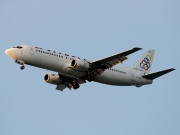 SX-BMD, Boeing 737-400, Olympic Airlines