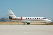 SX-BMI, Cessna 680-Citation Sovereign, Private