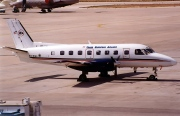 SX-BNL, Embraer EMB-110P2 Bandeirante, TEA - Trans European Airways (Greece)