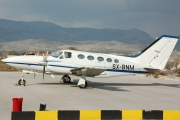 SX-BNM, Cessna 421C Golden Eagle, Private