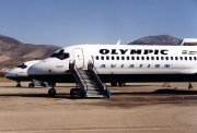 SX-BOB, Boeing 717-200, Olympic Airlines