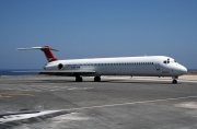 SX-BPP, McDonnell Douglas MD-83, Meelad Air