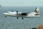 SX-BRS, Fokker 50, Minoan Airlines