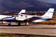 SX-BSN, Piper PA-34-200T Seneca II, Aegean Airlines