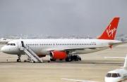SX-BSV, Airbus A320-200, Virgin Atlantic