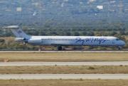 SX-BTG, McDonnell Douglas MD-83, Sky Wings