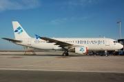 SX-BVK, Airbus A320-200, Hellas Jet