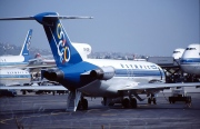 SX-CBD, Boeing 727-200, Olympic Airways