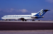 SX-CBG, Boeing 727-200Adv, Olympic Airways