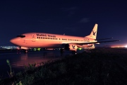 SX-DAV, Boeing 737-400, Bluebird Airways