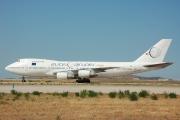 SX-DCB, Boeing 747-100SRF, Elite Airlines
