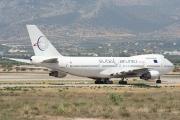 SX-DCB, Boeing 747-SRF, Elite Airlines