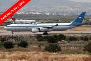 SX-DFA, Airbus A340-300, Aerolineas Argentinas