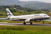 SX-DGB, Airbus A320-200, Aegean Airlines